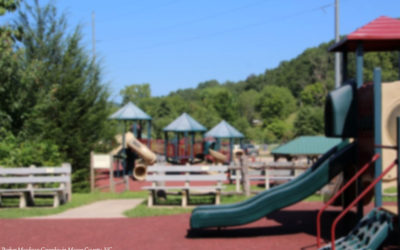 7 Of The Best Outdoor Playgrounds in the 828