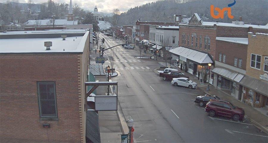 828 mountain webcams downtown sylva nc