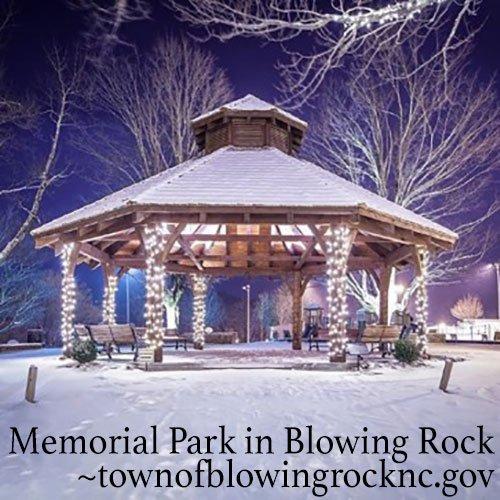 blowing rock memorial park