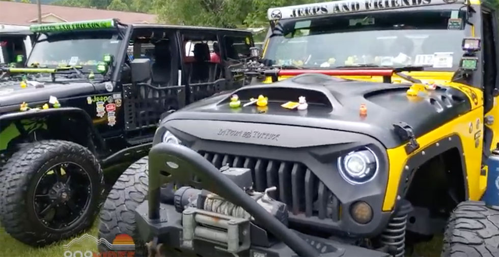 2nd Annual WNC Jeepfest in Maggie Valley, NC